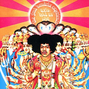 The Jimi Hendrix Experience - Axis: Bold as Love cover art