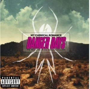 My Chemical Romance - Danger Days: The True Lives of the Fabulous Killjoys cover art