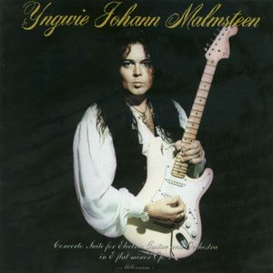 Yngwie Malmsteen - Concerto Suite for Electric Guitar and Orchestra in E flat minor Op.1 cover art