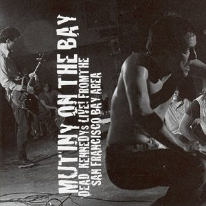 Dead Kennedys - Mutiny on the Bay cover art