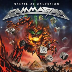 Gamma Ray - Master of Confusion cover art
