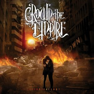 Crown the Empire - The Fallout cover art