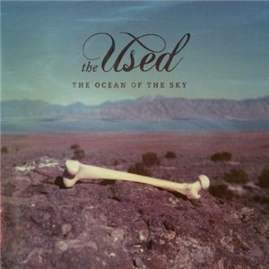 The Used - The Ocean of the Sky cover art