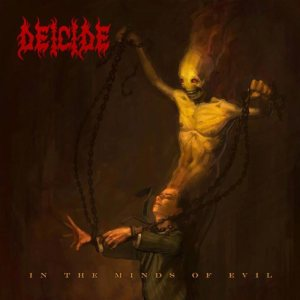 Deicide - In the Minds of Evil cover art