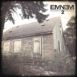 Eminem - The Marshall Mathers LP 2 cover art