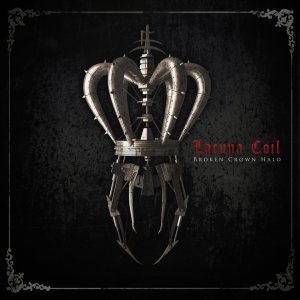 Lacuna Coil - Broken Crown Halo cover art