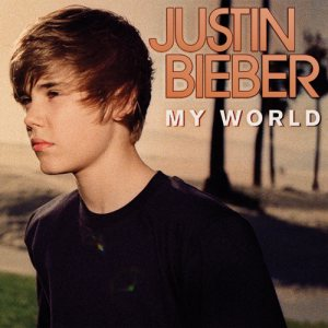 Justin Bieber - My World cover art