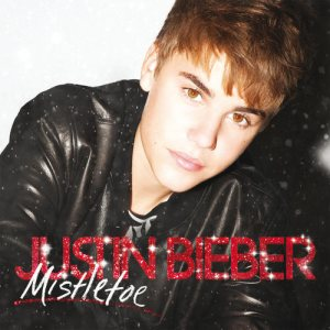 Justin Bieber - Mistletoe cover art