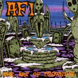 AFI - The Art of Drowning cover art