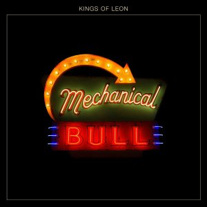 Kings of Leon - Mechanical Bull cover art