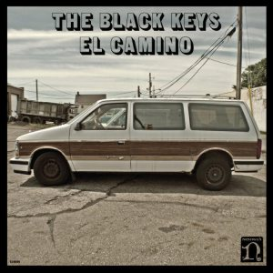 The Black Keys - El Camino cover art