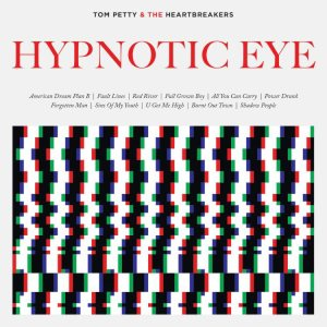 Tom Petty and the Heartbreakers - Hypnotic Eye cover art