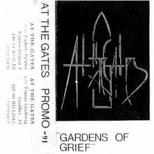 At the Gates - Gardens of Grief cover art