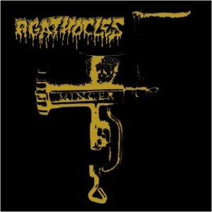 Agathocles - Mincer cover art