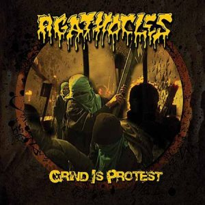 Agathocles - Grind Is Protest cover art