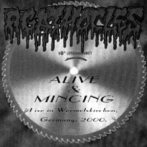Agathocles - Alive & Mincing cover art