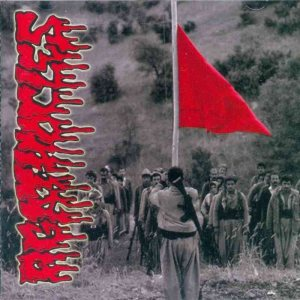 Agathocles - Reds at the Mountains of Death cover art