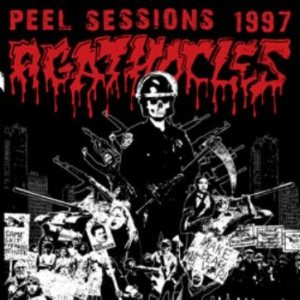 Agathocles - Peel Sessions 1997 cover art
