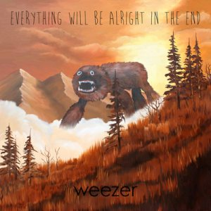 Weezer - Everything Will Be Alright in the End cover art