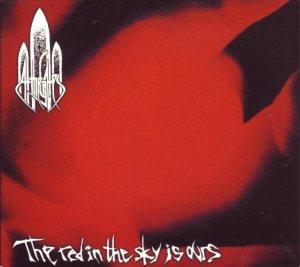 At the Gates - The Red in the Sky Is Ours cover art