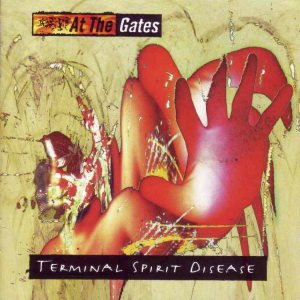 At the Gates - Terminal Spirit Disease cover art