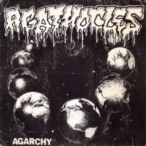 Agathocles - Agarchy cover art
