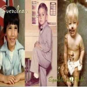 Everclear - Sparkle and Fade cover art
