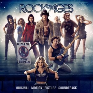 Original Soundtrack [Various Artists] - Rock of Ages (Original Motion Picture Soundtrack) cover art
