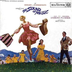 Original Soundtrack [Various Artists] - The Sound of Music cover art