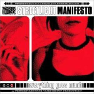 Streetlight Manifesto - Everything Goes Numb cover art