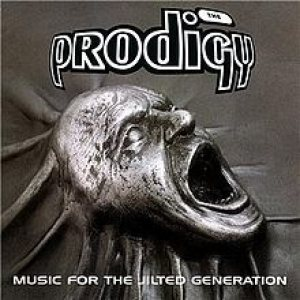 The Prodigy - Music for the Jilted Generation cover art