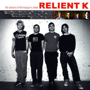 Relient K - The Anatomy of the Tongue in Cheek cover art