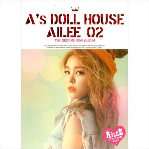 에일리 (Ailee) - A`s Doll House cover art