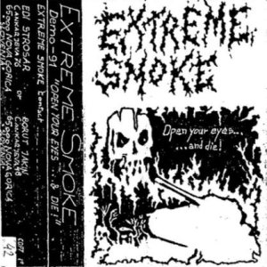 Extreme Smoke 57 - Open Your Eyes... and Die! cover art