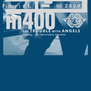 Filter - The Trouble With Angels cover art