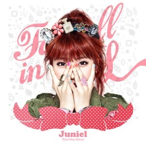 Juniel - Fall in L cover art