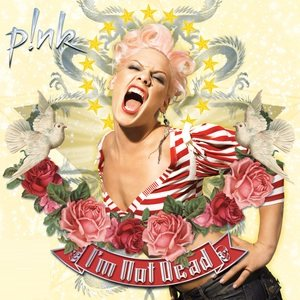 P!nk - I'm Not Dead cover art