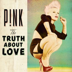 P!nk - The Truth About Love cover art