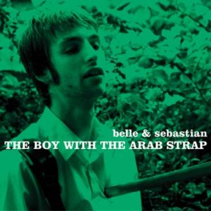 Belle And Sebastian - The Boy With the Arab Strap cover art