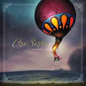Circa Survive - On Letting Go cover art
