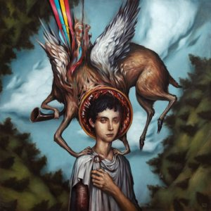 Circa Survive - Blue Sky Noise cover art