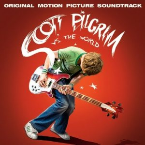 Original Soundtrack [Various Artists] - Scott Pilgrim vs. the World (Original Motion Picture Soundtrack) cover art