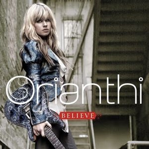 Orianthi - Believe cover art