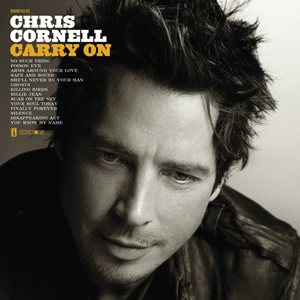 Chris Cornell - Carry On cover art