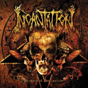Incantation - Primordial Domination cover art