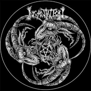Incantation - Scapegoat cover art