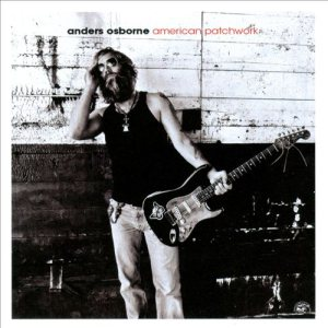 Anders Osborne - American Patchwork cover art