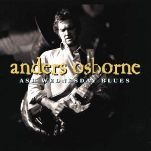 Anders Osborne - Ash Wednesday Blues cover art
