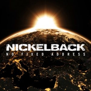 Nickelback - No Fixed Address cover art