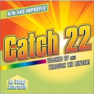 Catch 22 - Washed Up and Through the Ringer cover art